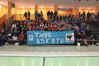 Amaiur eta Ibarra taldeak garaile  4x4ko Euskal Herriko sokatira txapelketako finalean