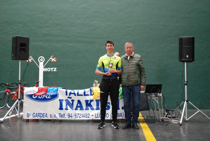 Ivan Bonillak irabazi zuen Aiarako Birako bigarren etapa - 12