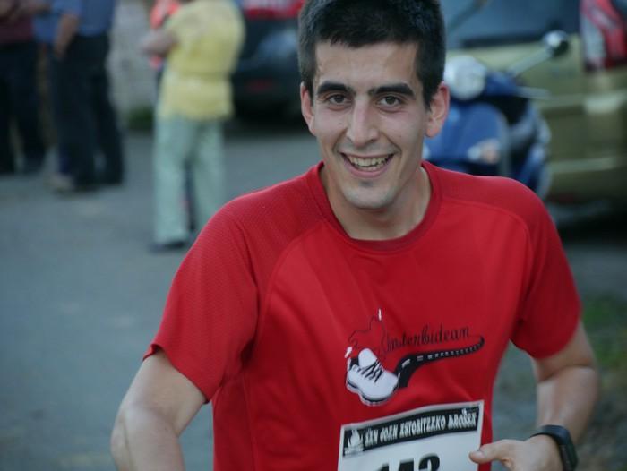 Felipe Larrazabal eta Maider Urtaran garaile San Joan Astobitzako krosean - 69