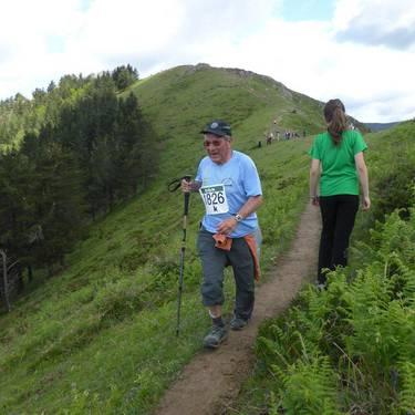 Ugarteko Jaiak: Ermualdera igoera