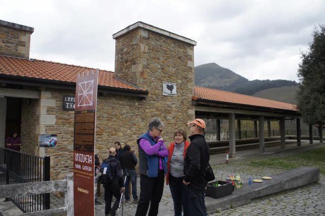 Nafarroako Erresumaren ikurra Arakaldon - 14