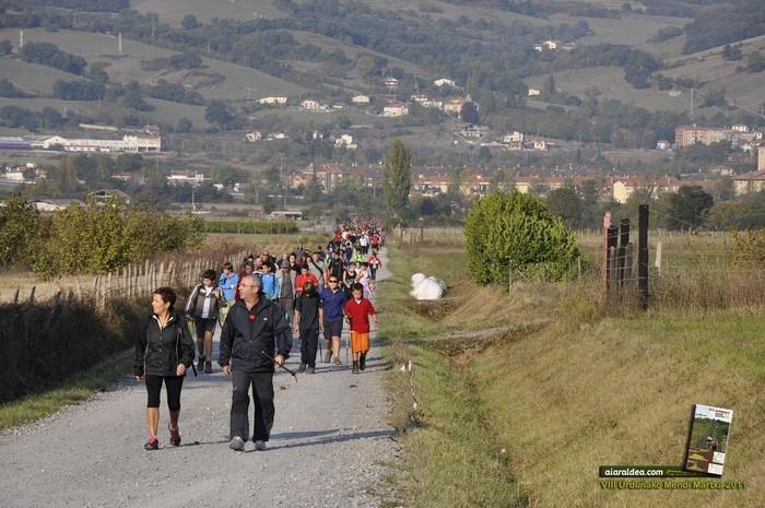 Urduñako mendi martxa 2011 - 11