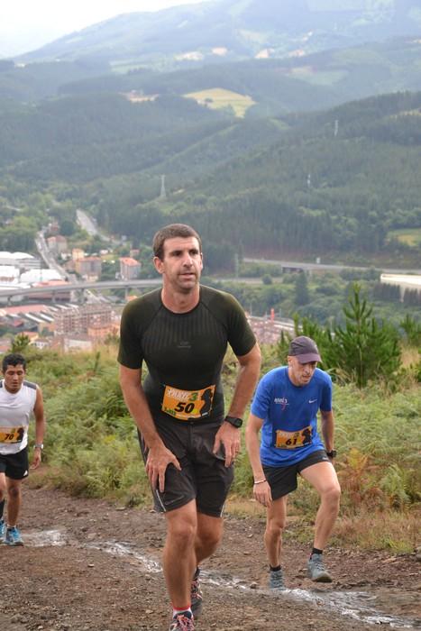 Iñaki Isasi eta Maider Urtaran izan ziren irabazleak Areta Trail probaren III. edizioan - 77