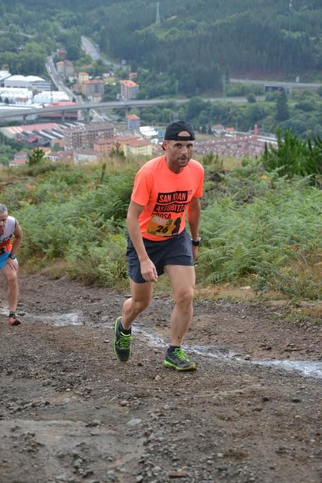 Iñaki Isasi eta Maider Urtaran izan ziren irabazleak Areta Trail probaren III. edizioan - 124