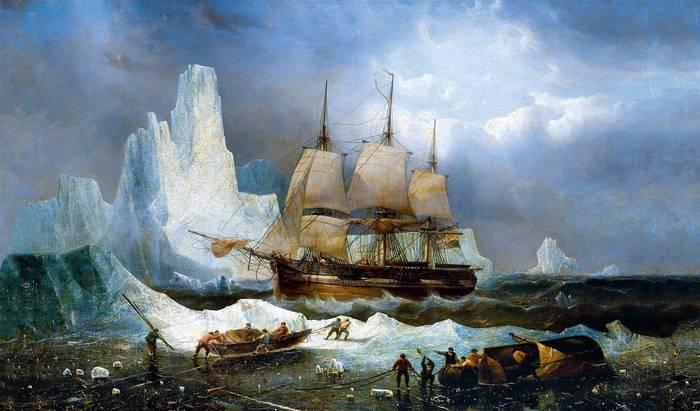 Franklinen Espedizio Galdua