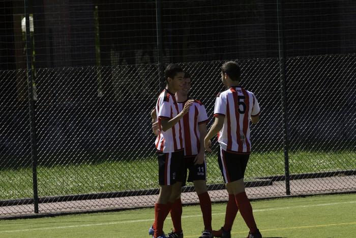 CD Laudioko gazteek lortu dute sailkapena Euskal Ligako play-offak jokatzeko - 27
