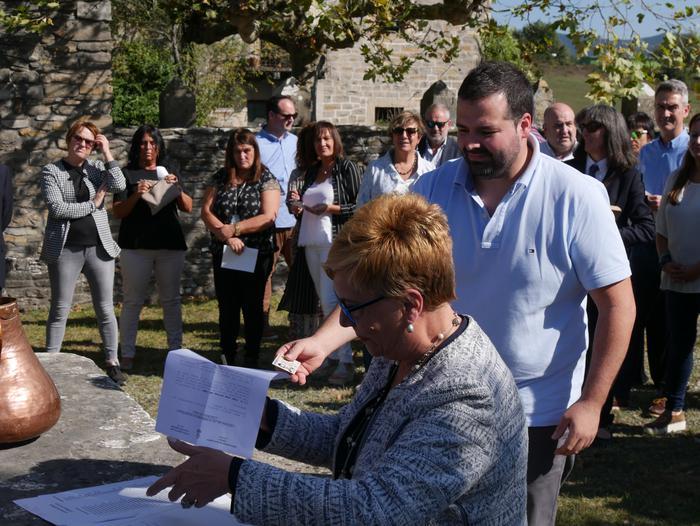 Encina Castresana hautatu dute Aiarako Kuadrillako presidente - 16