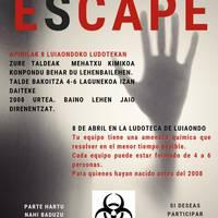 Escape Room: Biohazard