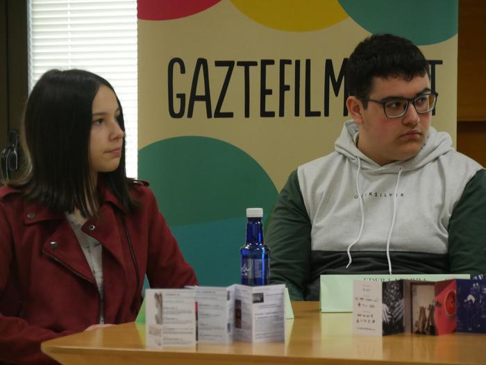 Gaztefilm Fest zinema jaialdiaren pelikula laburrak herriko gazteek hautatu dituzte - 18