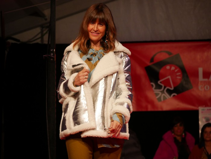 """Herritarrak """"modelo afizionatu"""", Laudio moda desfilean - 137"""