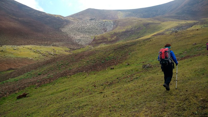 Armeniako 3.000 metroko tontorrak igo dituzte Mendiko Lagunakeko kideek - 13