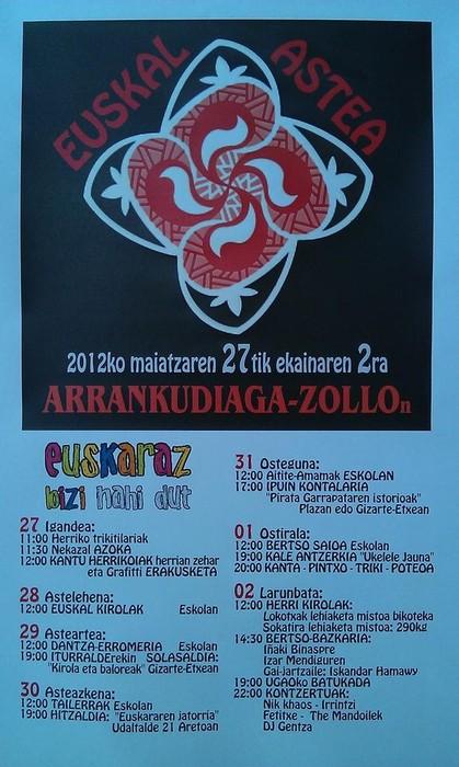 Arrankudiaga-Zolloko Euskal Astea