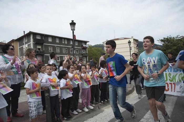 Korrika txikia Laudion 2011  - 70