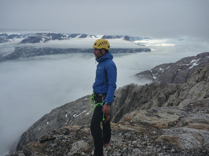 [UDARIKLIK] Groenlandian eskalatzeko icebergak ekidin behar izan ditu Zigor Egiak - 6