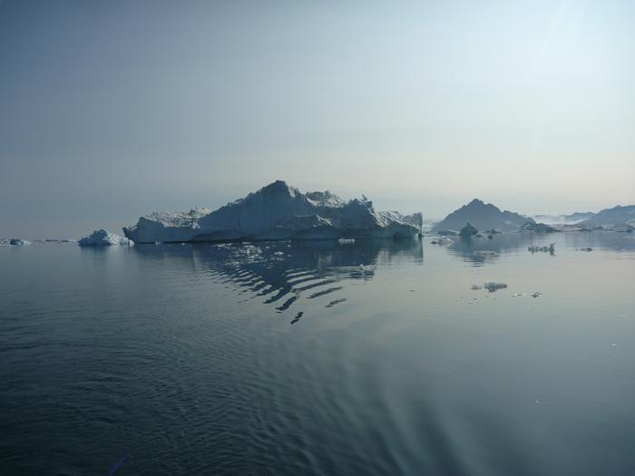 [UDARIKLIK] Groenlandian eskalatzeko icebergak ekidin behar izan ditu Zigor Egiak - 25