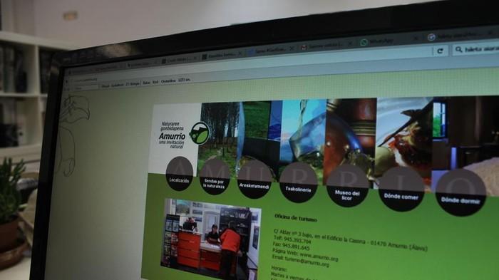 Turismo web-gune berria plazaratuko du Udalak, urtea amaitu baino lehen
