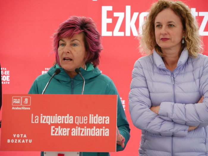"""PSE-EE: """"Sozialisten aldetik soilik etorri daiteke aldaketa"""" - 2"""
