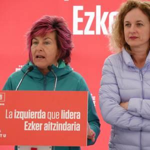 """PSE-EE: """"Sozialisten aldetik soilik etorri daiteke aldaketa"""""""