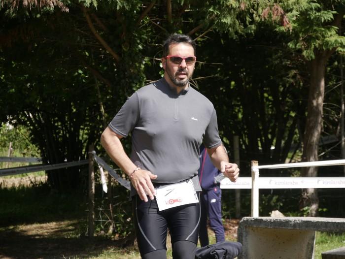 Zuriñe Frutosek eta Iñaki Isasik irabazi dute Aiarako Mendi Duatloia - 25