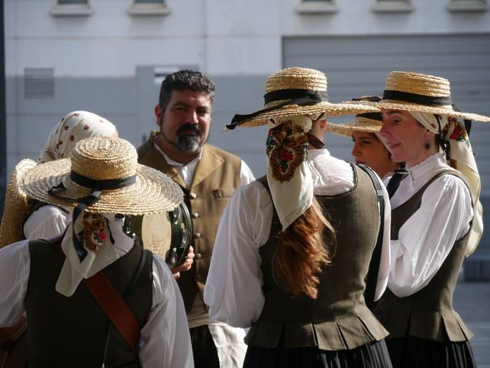 Folklore jaialdia egin zuen atzo Galiziar Etxeak - 12