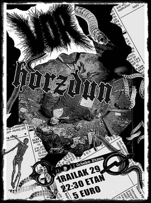 VOR + Horzdun