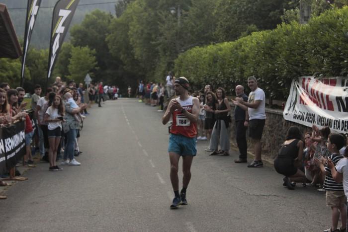 Jon Durana eta Maider Urtaran garaile San Joan Astobitzako krosean - 43