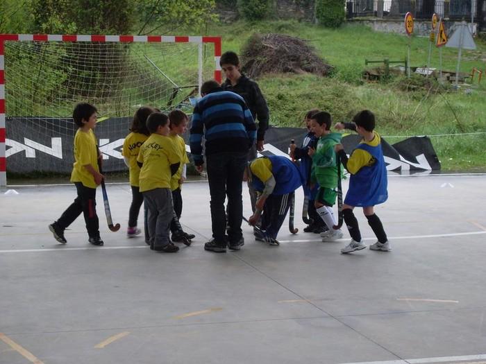 Partaidetza zabala eta giro ederra II. San Prudentzio 3x3 Hockey Txapelketan - 1