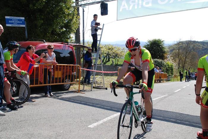 Ivan Romeok eta Olatz Caminok irabazi dute Aiara Birako aurtengo edizioa - 62