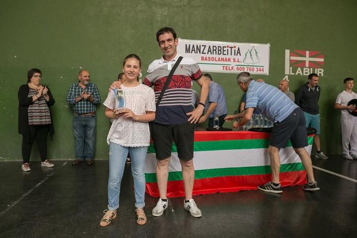 Herriko pilota txapelketa jokatu zuten asteburuan - 36
