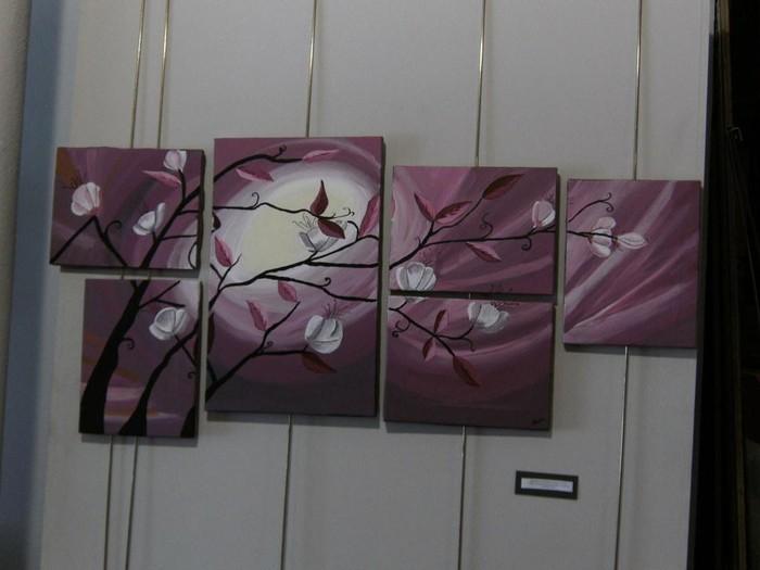 Pintura klaseetan eginiko beharren erakosketea dago museoan - 1