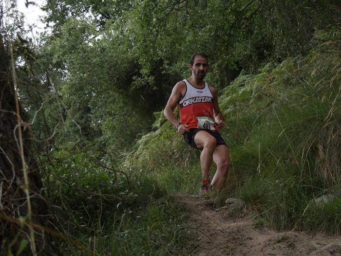 Beatriz Delgado eta Jon Vegas garaile Amurrio Trail Lasterketaren VIII. edizioan - 11