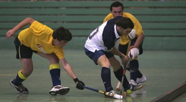 Rapid Apillekoek jipoi ederra jaso zuten Getxon jokatutako Euskal Herriko Hockey Sala Txapelketan, eta egindako ahalegin handia hutsean geratu zen