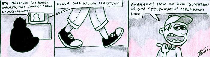 Komikia: Albistegia