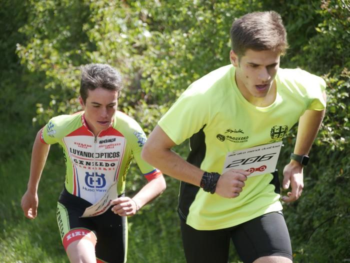 Zuriñe Frutosek eta Iñaki Isasik irabazi dute Aiarako Mendi Duatloia - 34