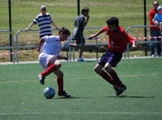 Maiatzaren 29 eta 30ean Alebinetako Futbol 7ko XIII. Torneoa Amurrion.