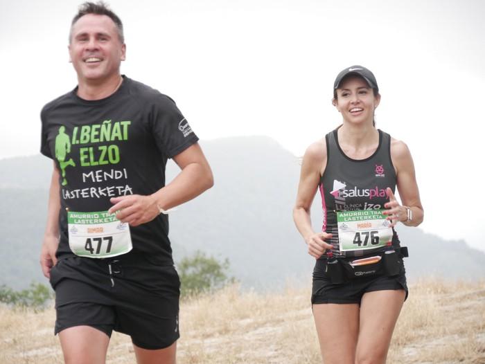 Beatriz Delgado eta Jon Vegas garaile Amurrio Trail Lasterketaren VIII. edizioan - 39