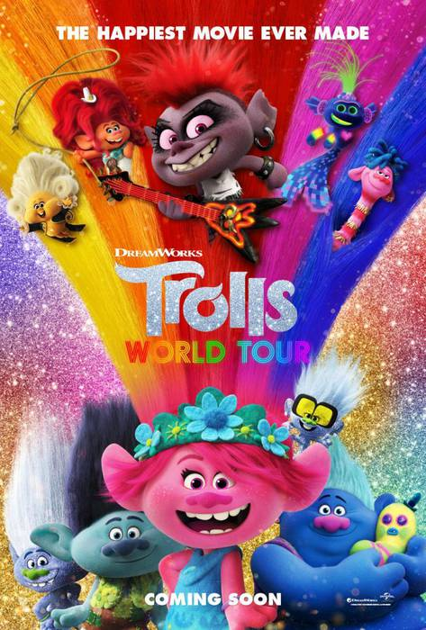 """Trolls 2: Gira mundial"""