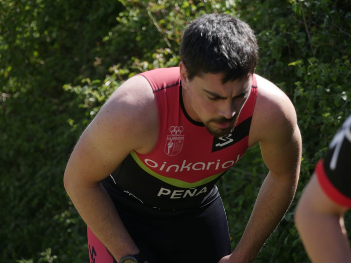 Zuriñe Frutosek eta Iñaki Isasik irabazi dute Aiarako Mendi Duatloia - 54