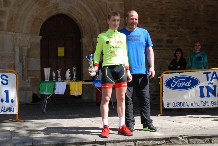 Ivan Romeok eta Olatz Caminok irabazi dute Aiara Birako aurtengo edizioa - 19