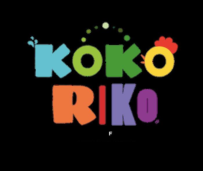 KOKORIKO Hezkuntza Faktoria logotipoa