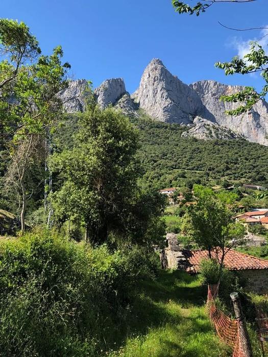Picos de Europa bisitatu dute Matxinkortako kideek - 6