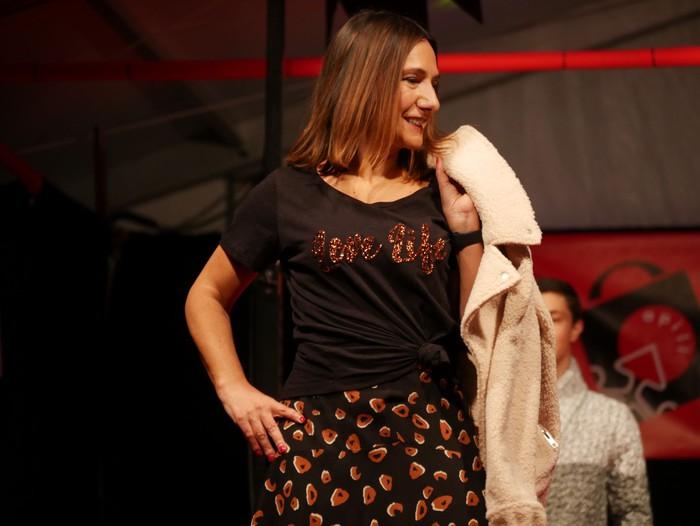 """Herritarrak """"modelo afizionatu"""", Laudio moda desfilean - 132"""
