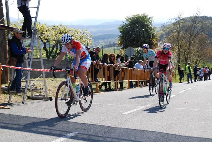 Ivan Romeok eta Olatz Caminok irabazi dute Aiara Birako aurtengo edizioa - 73