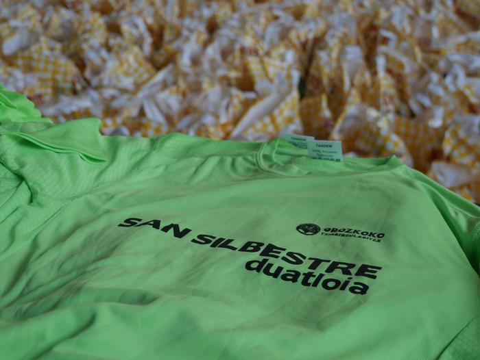 502 kirolarik hartu zuten parte San Silbestre Duatloian - 27