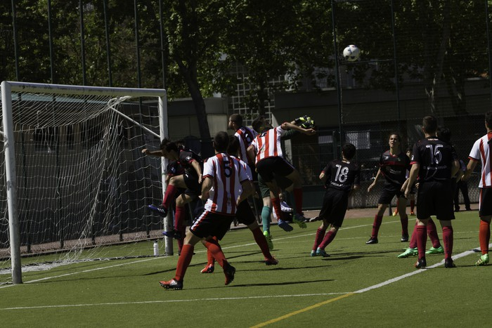 CD Laudioko gazteek lortu dute sailkapena Euskal Ligako play-offak jokatzeko - 21