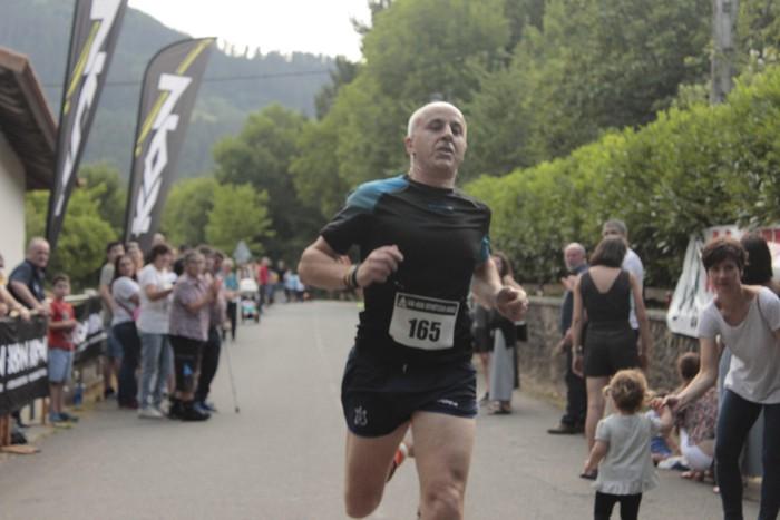 Jon Durana eta Maider Urtaran garaile San Joan Astobitzako krosean - 54