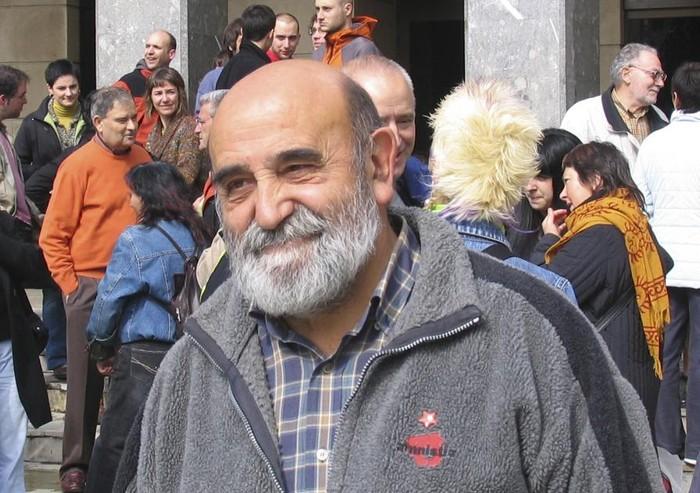 Pablo Gorostiaga izango da Laudioko jaietako pregoilaria