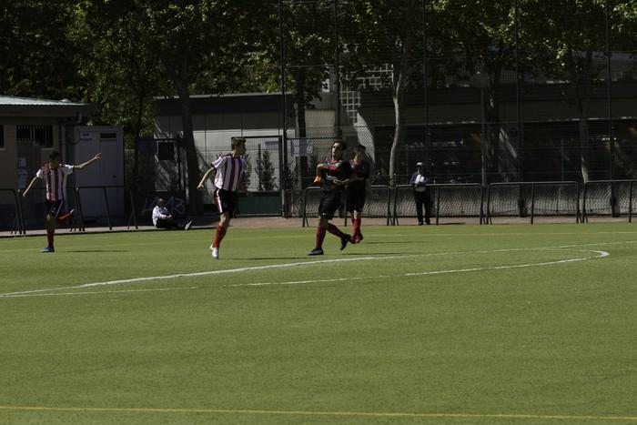 CD Laudioko gazteek lortu dute sailkapena Euskal Ligako play-offak jokatzeko - 22