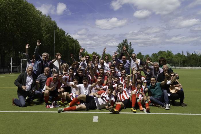CD Laudioko gazteek lortu dute sailkapena Euskal Ligako play-offak jokatzeko - 80