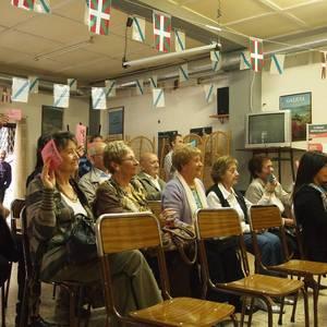 Kultur jardunaldien hasiera Galiziako Etxean